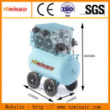 Electric New Product Portable Dental Oil Free Air Compressor (TW7502)