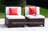 Garden Patio Leisure Hotel Wicker Sectional Rattan Corner Sofa Outdoor Furniture