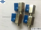 1/4'' 304 Mini Ball Valves with Female/Male Thread End