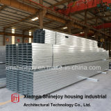 Galvanized Purlin for Steel Structure Construction and Building Material