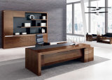 High Quality Foshan Luxury Office Table Executive Desk Wooden Office Furniture