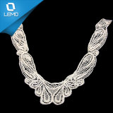 Fashionable Design Bridal Emroidery Neck Lace Collar with Cotton Material