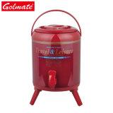 20 Liter Double Wall Water Jar Aluminum Jar Dispenser