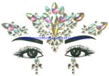 Custom Jewelry Body Crystals Rhinestone Tears Face Glitter Sticker