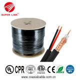 Superlink CCTV Cable Rg59+2c Power Standard Shield