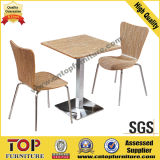 Fastfood Restaurant Table and Chair