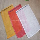 Wholesale Colorful Leno PP L-Sewing Mesh Bag