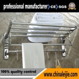 304 Stainless Steel Double Towel Rack for Bathroom Accessory