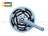 Hot Selling Bicycle Chainwheel Crank with Plastic Cover