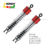 Ww-6292 Dx-100 Suzuki Motorcycle Spare Parts Iron Shock Absorber