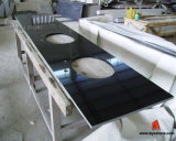 Absolute Shanxi Black Granite Countertop for Kitchen and Bathroom