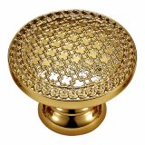 Brass Furniture Pull and Knob with Classic Patterns