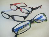 Double Injected Top Quality Eyeglasses Optical Frame