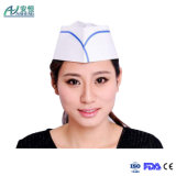 China Adjustable Cheap Disposable/on off Paper Forage Caps
