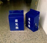 Acrylic Perspex Ballot Suggestion Donation Boxes (BTR-Y2007)