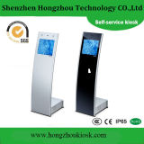 Automatic Touch Screen LCD Display Floor Standing Kiosk