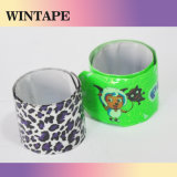 Custom PVC Slap Band Bracelet Under Your Design