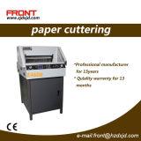 Front China Professional Manufacturer E460r Paper Cutting Machine