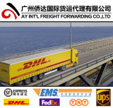 Fast Express Courier Services From Guangzhou/Yiwu, China to Middle East & Africa.