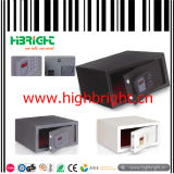Money Cash Box Metal Cash Safety Box for Hotel
