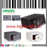 Money Cash Box Metal Cash Safety Box for Hotel