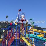 Features Style Water Amusement Park (DL-101802)