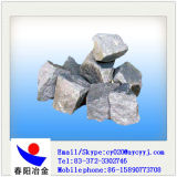 Sialbaca Alloy Used for Steelmaking as Deoxidizer and Desulfurizer