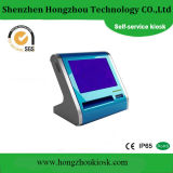 Multifunction Desktop Touch Display Interactive Kiosk with Strong Color
