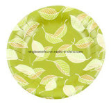 "Promotional 7"" Paper Plate Paper Tray"