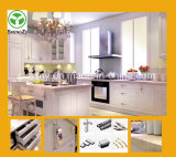 PVC Door Living Room Furniture Made in China Kitchen Cabinet