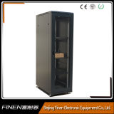 Telecommunication Stainless Steel 19′′ Rack Network Cabinet
