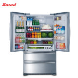 Home No Frost French Door Side by Side Refrigerator Hc705
