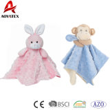 Reasonable Price Lovely Wholesale Cute Security Baby Blanket with Gift