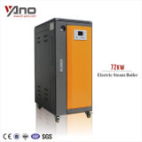 Ce ISO SGS Certification 72kw 100kg/H Electric Industrial Food Boiler