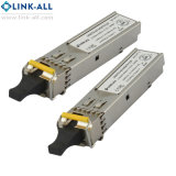 2.5gbps Bidi Fiber Optic SFP Wdm Transceiver Cisco Compatible with Ddm