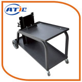 Cargo Cart Wholesale Cheap Hand Pull Moving Metal Trolley with Wheels