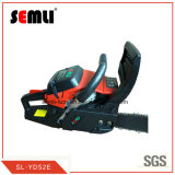 2-Stroke Gasoline Power Tool Chainsaw with Safety Trigger
