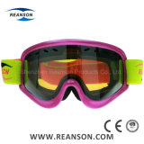 Cylindrycle Double Lens Break Resistant Durable Skiing Goggles
