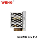 Weho Full Range Input SMPS 25W Industrial Power Supply 24V 1A
