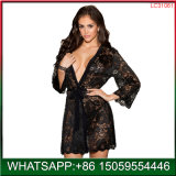 China Factory Wholesale Black Women Sleepwear for Sexual
