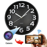 Full HD 1080P WiFi Hidden Wall Clock Camera IP Camera