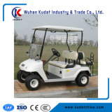 New Design 4 Seats Battery Powered Classic Shuttle Electric Golf Cart