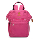 Factory Fashion Lady Travel Shoulder Backpack Maternity Bag Mommy Baby Diaper Nappy Bag