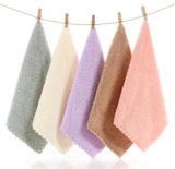Cheap Quick Drying Square Polyester Microfiber Face Hand Towel