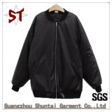 High Quality Custom Fashion Jacket Coat with Zipper, Baseball Jackets