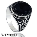 New Model Silver Jewelry Men′s Rings Factory Wholesale