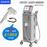 Danye Popular Cheap 808nm Diode Laser Hair Removal Beauty Machine Dy-Dl201