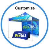 Custom Advertising Folding Pop up Canopy Campaign Event Tent