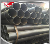 Grade Q195 Q235B Q345 Black ERW Mild Welded Carbon Steel Pipe