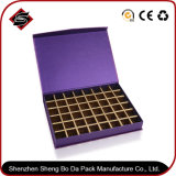 Factory Wholesale High Quality Pastepaper Floding Delicious Chocolate Candies Packaging Box